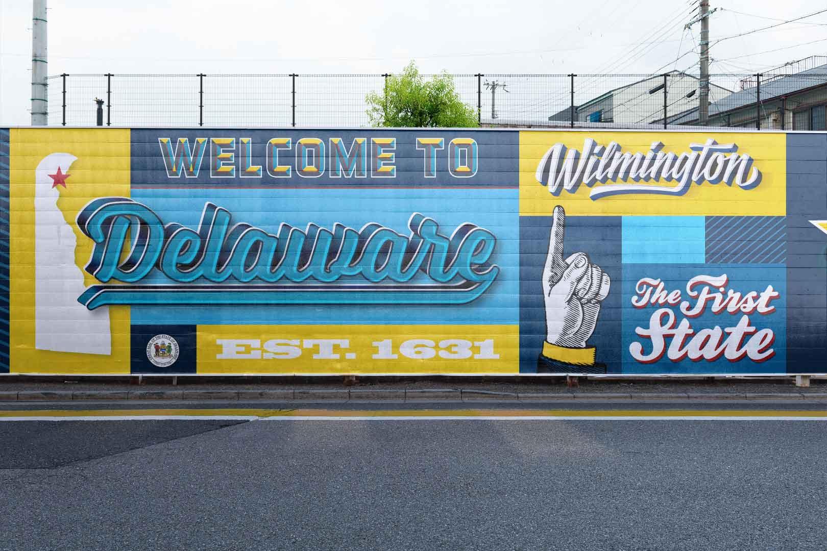 Delaware Mural
