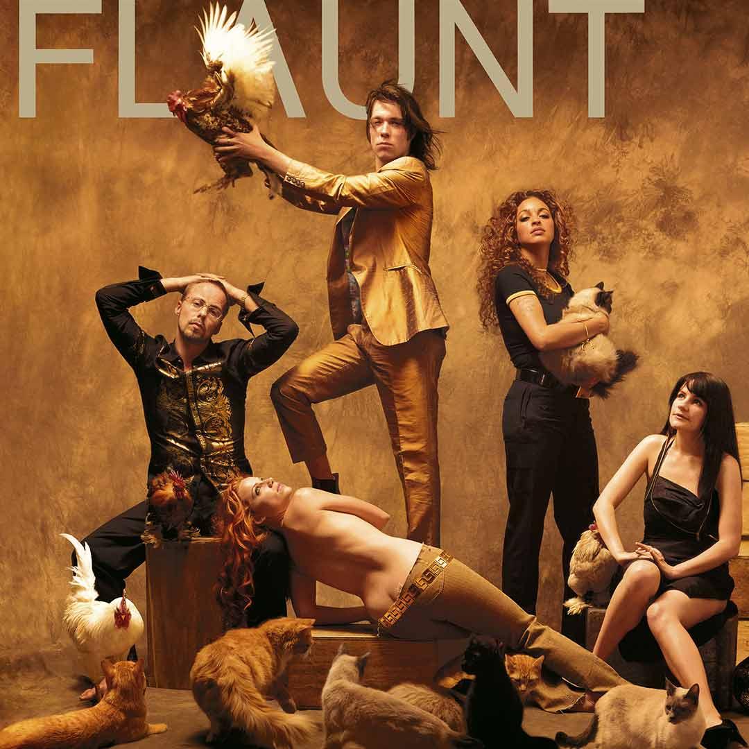 Flaunt Magazine Cover
