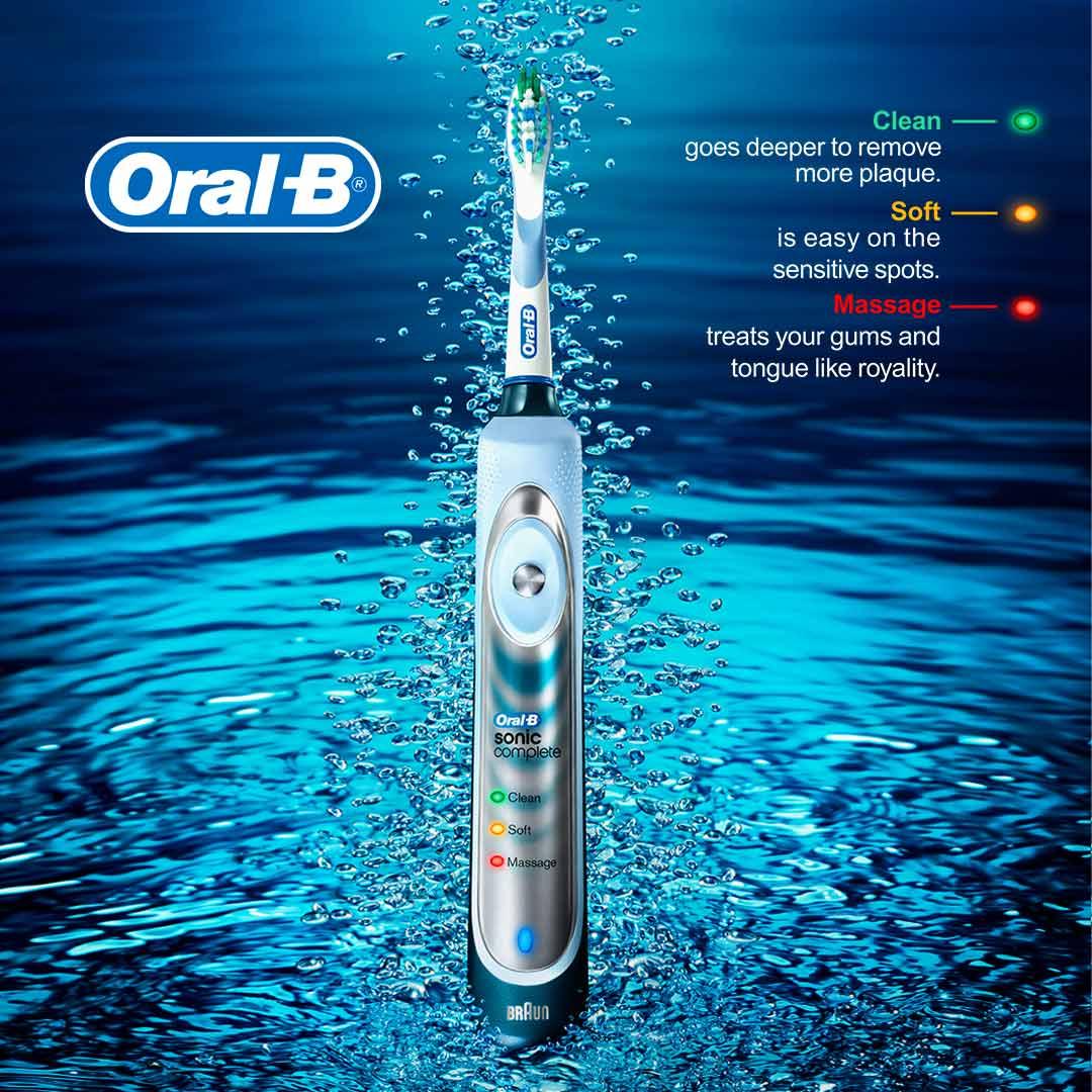 Oral B – Sonic
